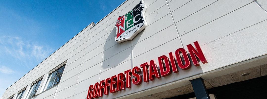 OFSsport in de basis bij NEC