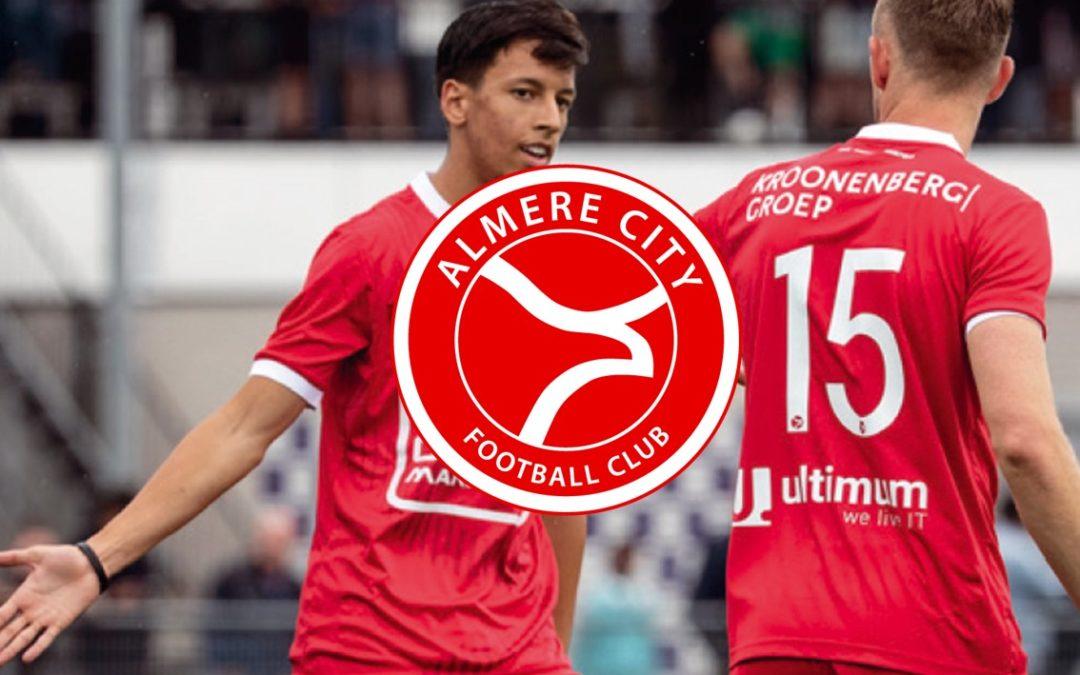 Optimalisatieproject Almere City FC